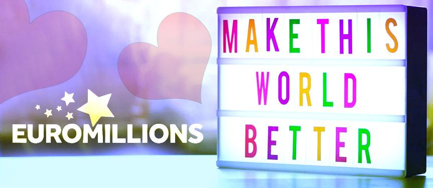 Euromillions Charities